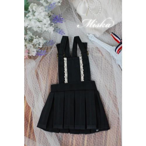MISKA*1/4 Jumper  Pleated skirt - MSK032 007