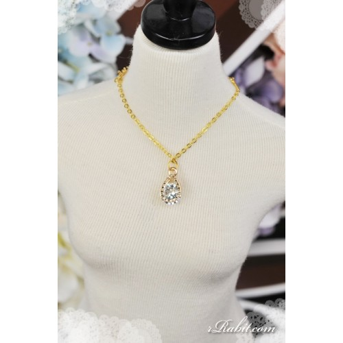 1/3 & 1/4 * Necklace * RA171021