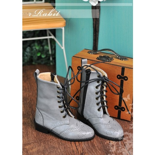 1/3 SD13 SD17 Antique Boots - RHL003 Light Grey