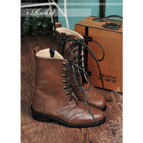 1/3 SD13 SD17 Antique Boots - RHL003 Ginger Bread
