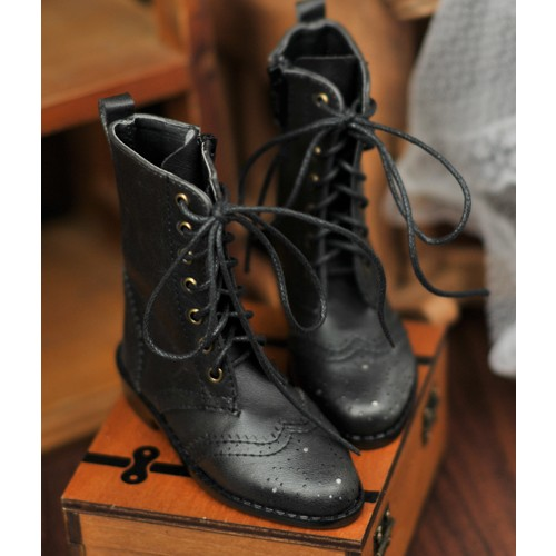 SD13/ 17 Boot * RHL003 - Black
