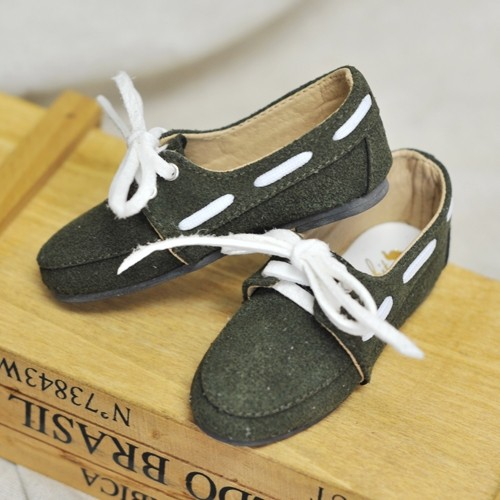 1/3 SD13 SD17 Deck shoes RHL004 Olive