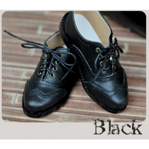 70~80cm ~ Men's Brogue* RSH001 - Black