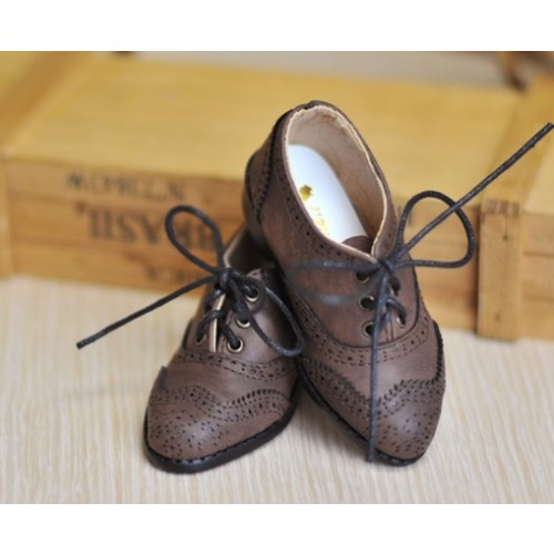SD13&17 * Brogue *RSH001 - Dusty Brown