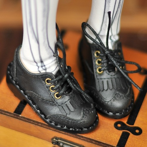 1/4 MSD MDD Holiday*Tassel Shoes *RSH002 Black