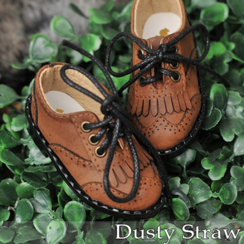 1/4 MSD MDD Holiday*Tassel Shoes *RSH002 Dusty Straw