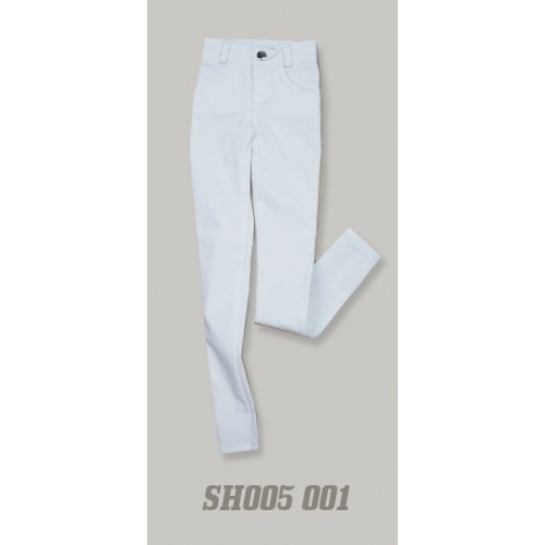 70cm up+/ Elastic Fabic Pencil Pants * SH005 001
