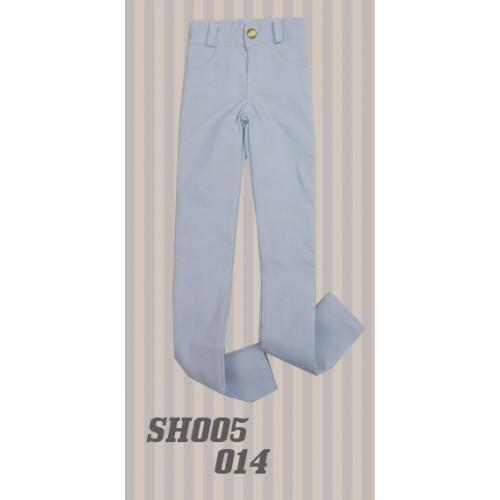 SD13/SD17 Elastic Fabic Pencil Pants * SH005 014