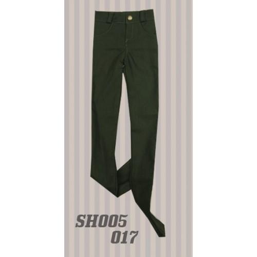 SD13/SD17 Elastic Fabic Pencil Pants * SH005 017
