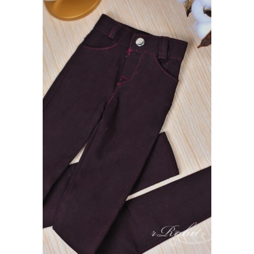 SD13/SD17 Elastic Fabic Pencil Pants * SH005 022