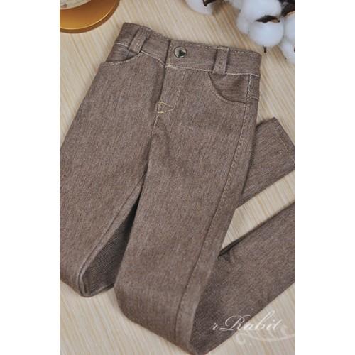 70cm up+/ Elastic Fabic Pencil Pants * SH005 028