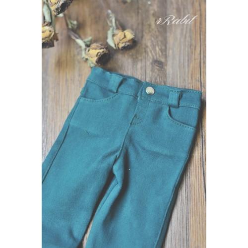 SD13/SD17 Elastic Fabic Pencil Pants * SH005 030