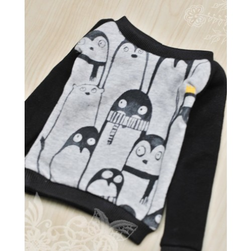 1/3 Casual Sweatshirt - SH051 1710