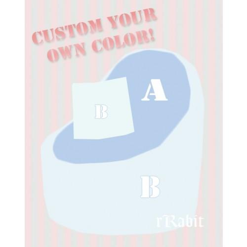 Sofa - [JellyBean]- Custom color - Your own Choice