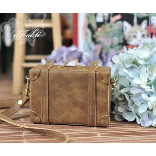 1/3 & 1/4 Suitcase -  Muddy