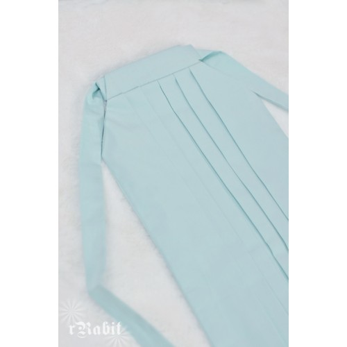 1/4 Hakama 行燈袴 (Japanese Bottom Dress) TS001 1710 (Powder blue)