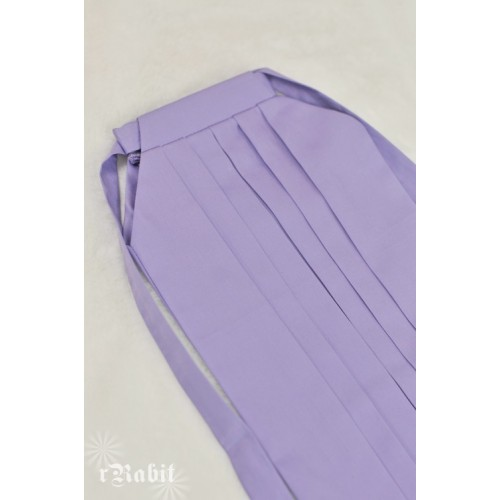 1/4 Hakama 行燈袴 (Japanese Bottom Dress) TS001 1716 (lilac)