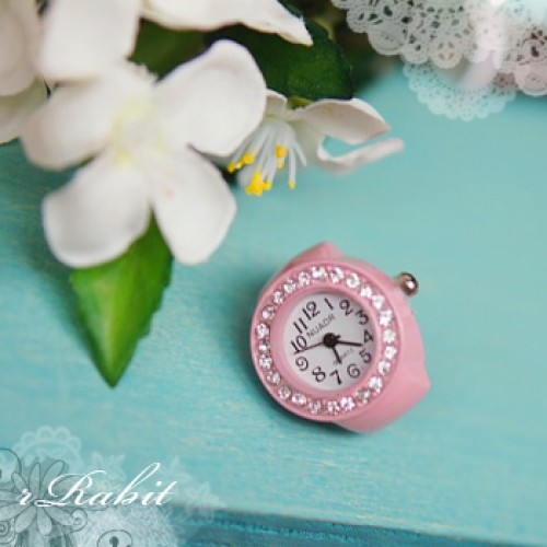 1/3 & 70cm up+ Size - Watch - W1701 - Pink