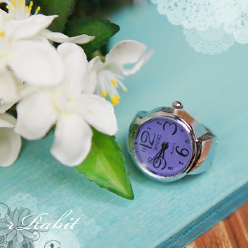 1/3 & 70cm up+ Size - Watch - W1703 -  Purple