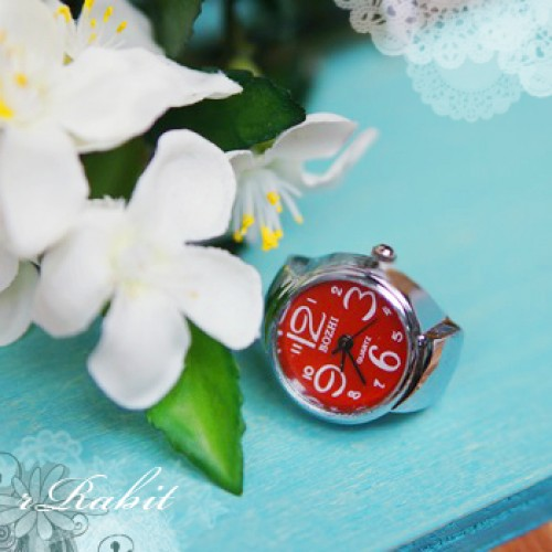 1/3 & 70cm up+ Size - Watch - W1703 - Red