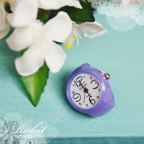 1/3 & 70cm up+ Size - Watch - W1708 - Purple