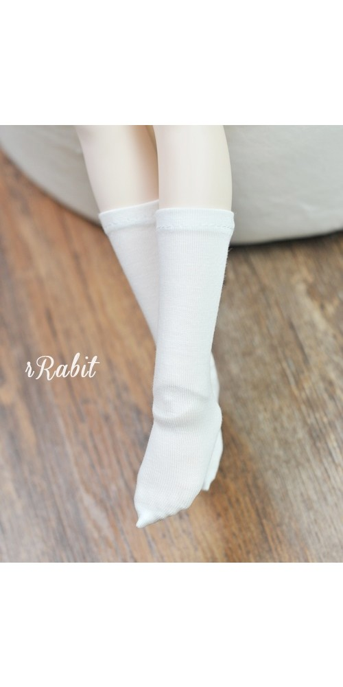 1/4 - Short socks - AS009 001 (White)