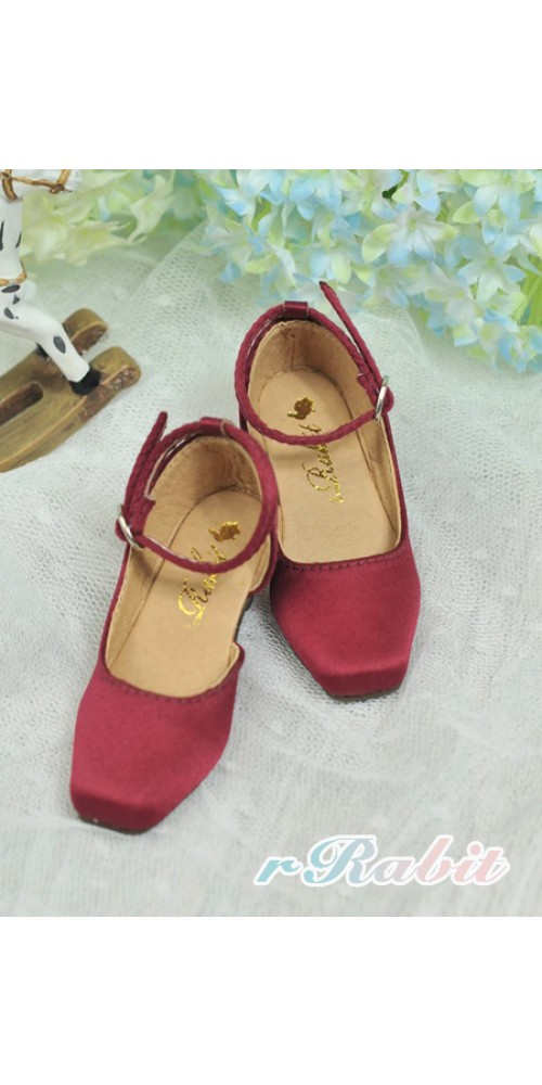 [Sept Pre] SD10/13 Girl BLS007 -  Bloody - Square Mary Jane shoes