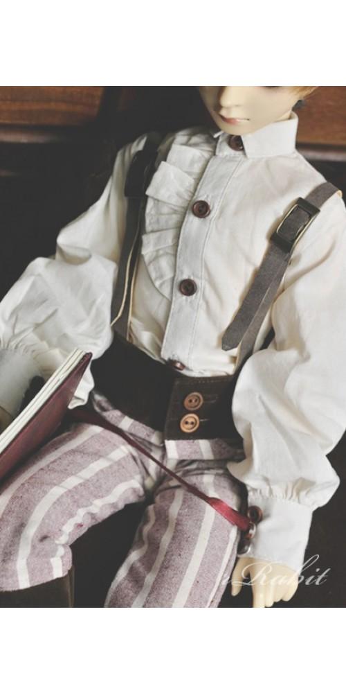 1/3 *Basil Shirt * BSC023 1802 (Ivory)