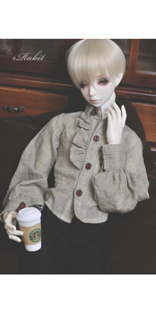 1/4 *Basil Shirt * BSC023 1805 (Khaki)