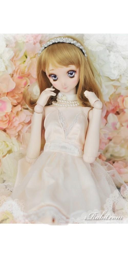 1/3 Lady Night Club Sexy Grand Dress - CP002 1703 (Ivory)