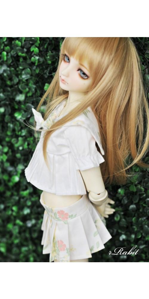 1/3 Girl SD13/10 DD - Sailor Cute Dress Set - CP010 012 (Floral Summer)