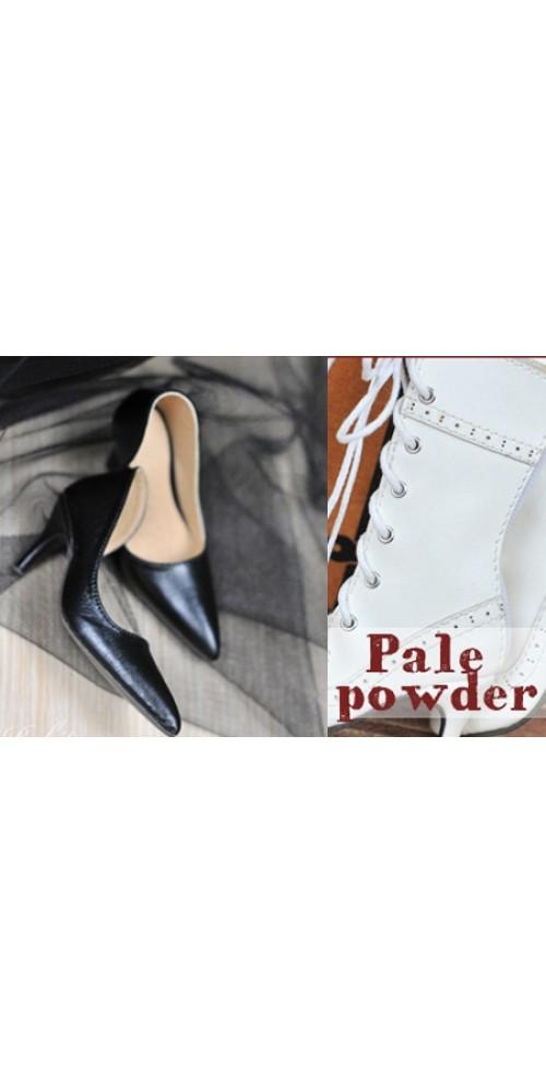 [Pre July] Queen's heels ✚ 1/3 Boy/IP House Girls/POPO68 [DA002] -Pale Powder