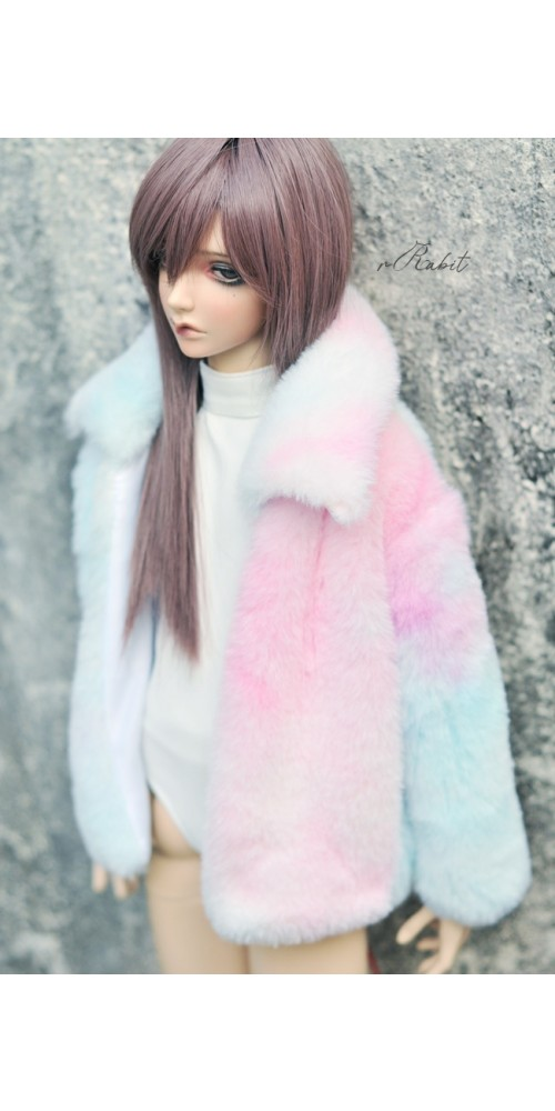 1/3 Sugar Fur Coat - DF003 1904 (Candy)