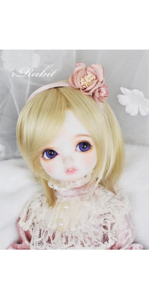 1/3 Floral headband - Pink (RB170407)