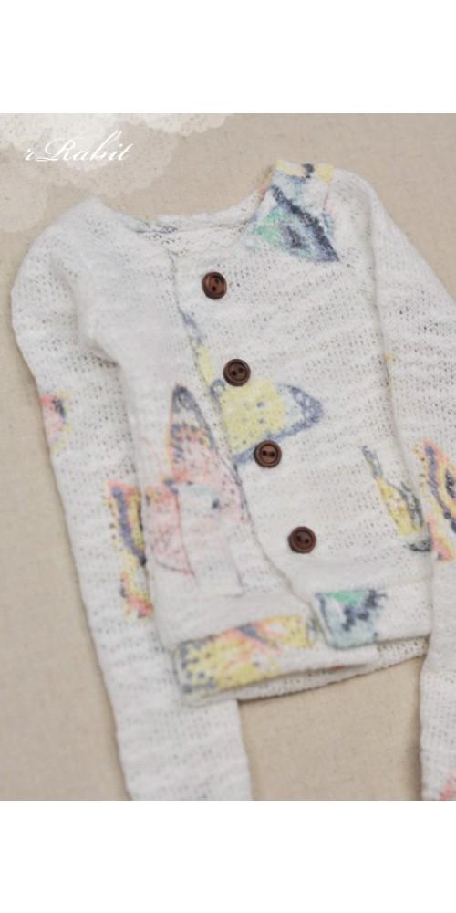 1/3 Cute Round Neckline Sweater coat KC020 1621