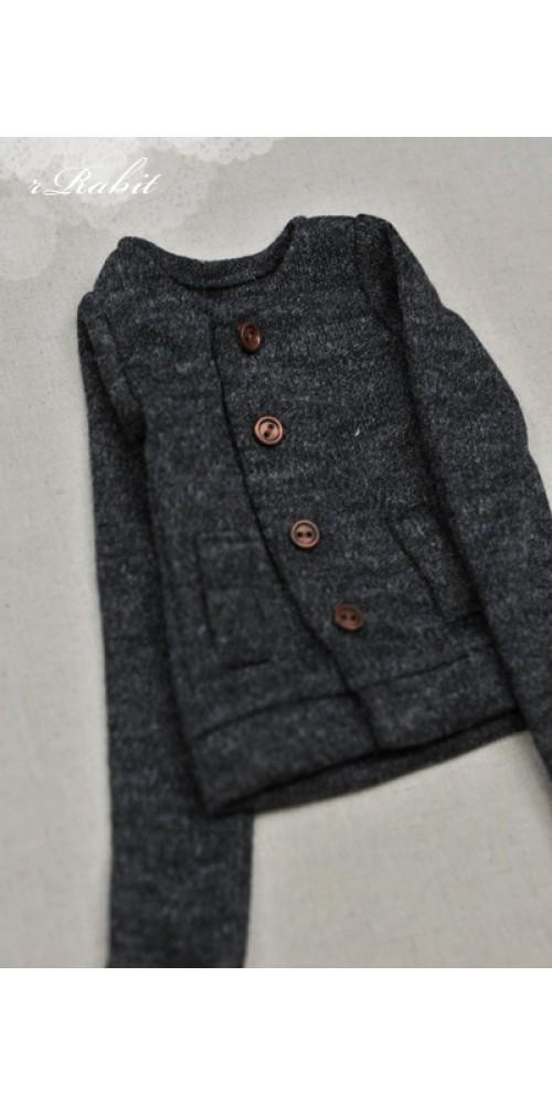 1/3 Cute Round Neckline Sweater coat KC020 1626