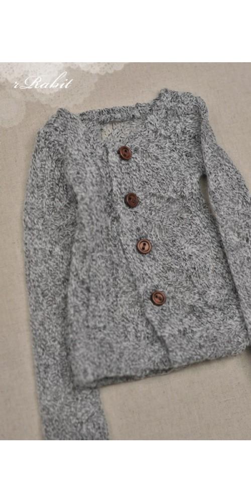 1/3 Cute Round Neckline Sweater coat KC020 1627