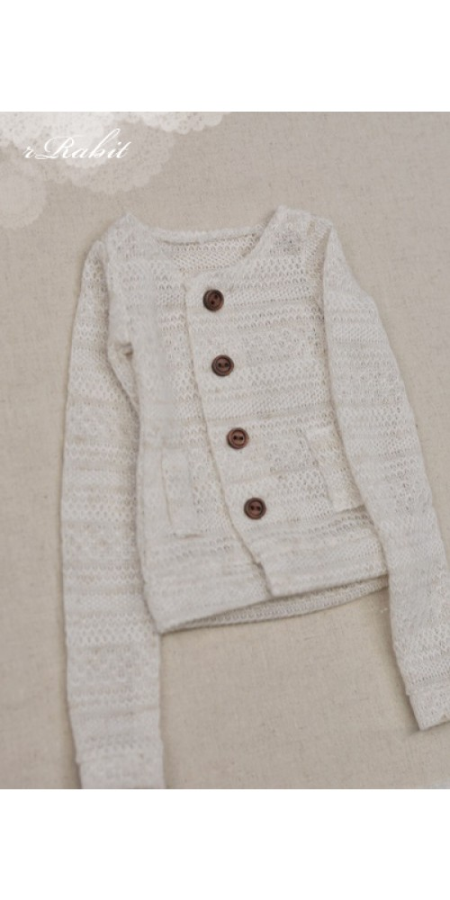 1/3 Cute Round Neckline Sweater coat KC020 1629