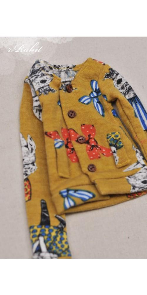 1/3 Cute Round Neckline Sweater coat KC020 1632
