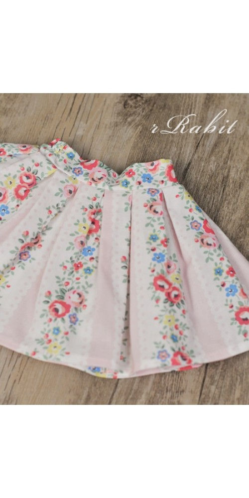 1/3 Full size - Flared skirt KC042 1710
