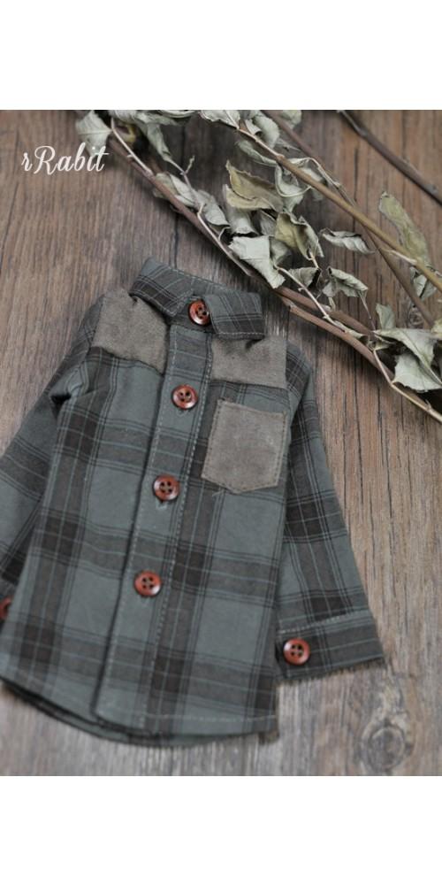 1/4 MSD MDD [Patchwork shirt] MG001 1901