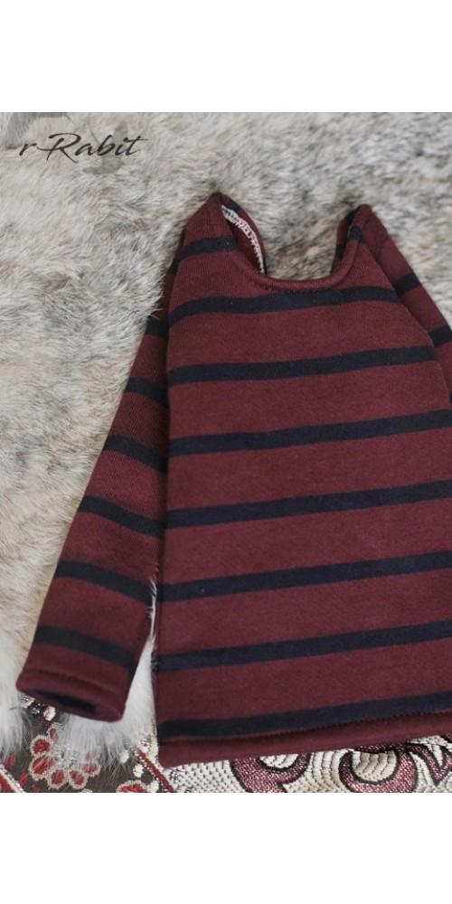 1/4  - L/S T-shirt* MG008 1814