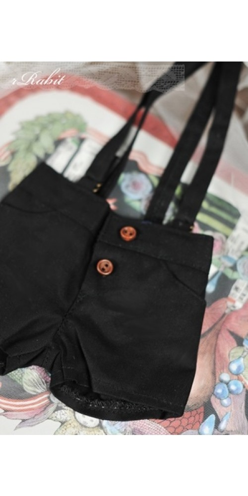 1/3  *Suspenders Short MG053 1823