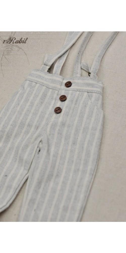1/4 Antique Suspender pants MG052 1604