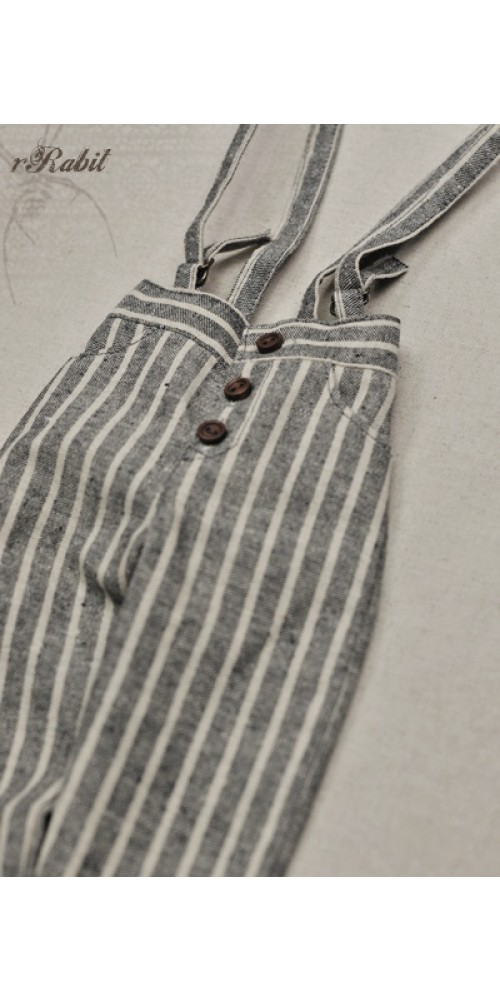 1/4 Antique Suspender pants MG052 1607