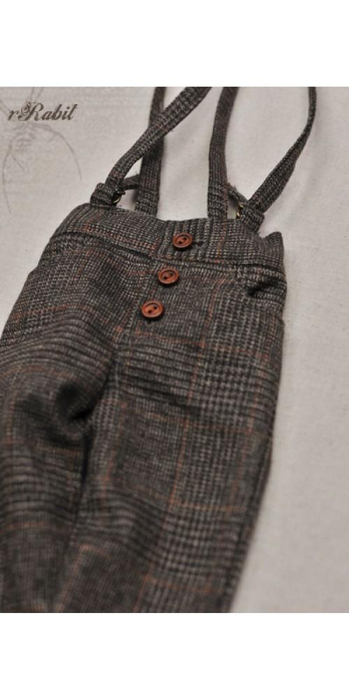 1/3 Antique Suspender pants MG052 1611