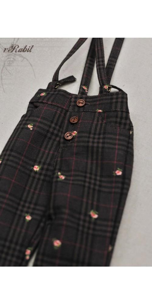 1/4 Antique Suspender pants MG052 1612