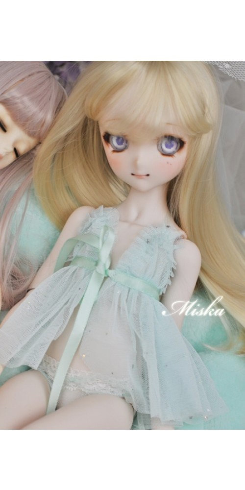 [Miska]1/4 MSD MDD [Private Party] - Sexy lingerie skirt - MSK023 005 (Mint)