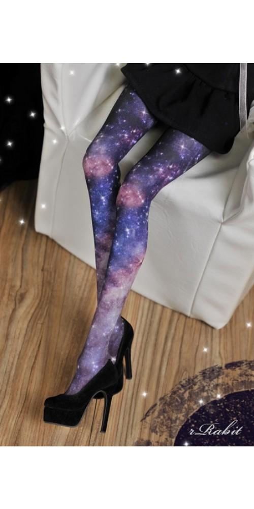 1/3 Socks - Galaxy cloudy - RS180521 / SD10/SD13/SD16/SD17