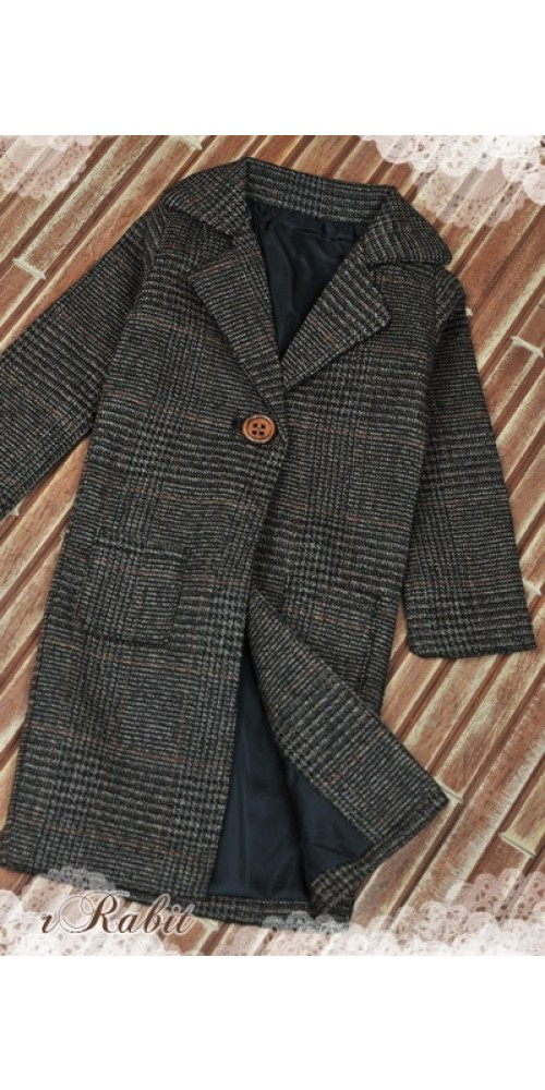 1/3 *Flannel Long Coat* SH003 1702